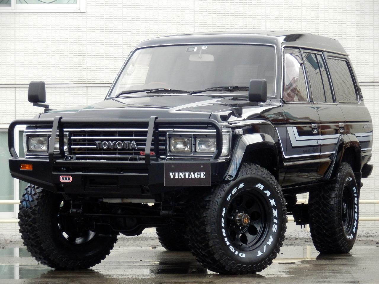 ランクル60黒